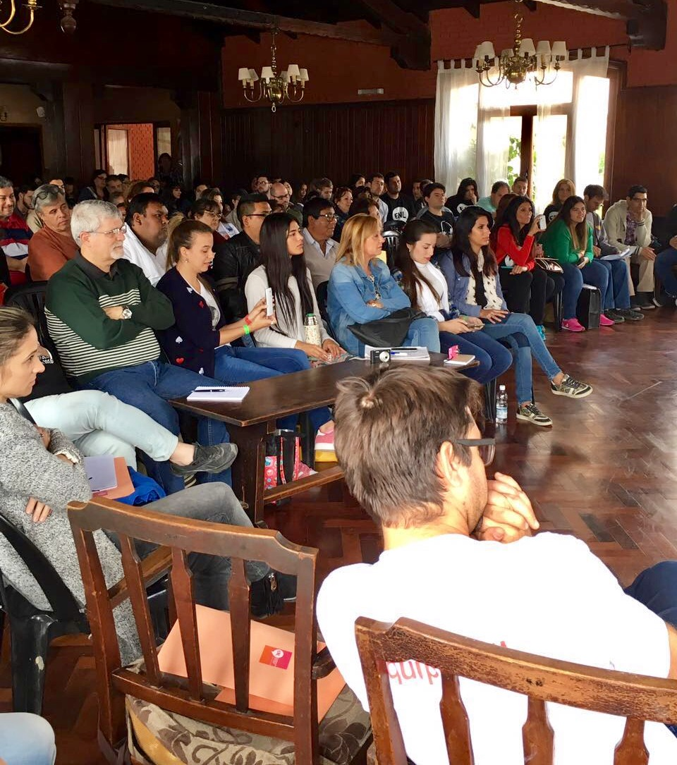 Encuentro Nacional de Locutores de Argentina